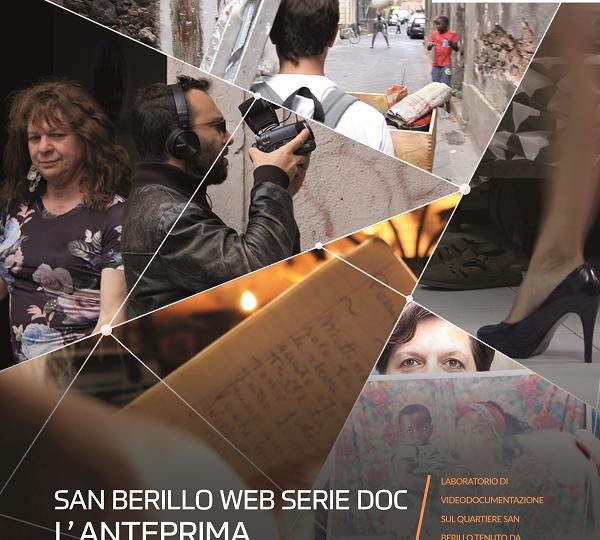 San Berillo Web Serie – L'anteprima Venerdì 27 Gennaio