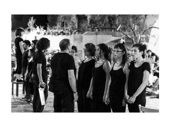 La drammaturgia di comunità a San Berillo #3 Lo spazio del quartiere