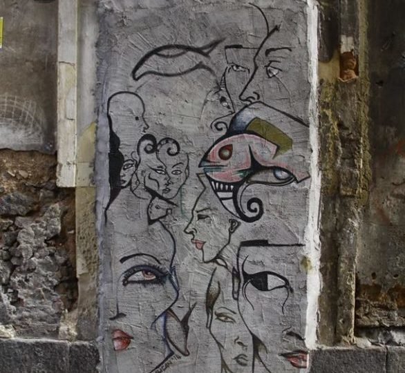 La drammaturgia di comunità a San Berillo #4 La mostra fotografica/Fotografia 7