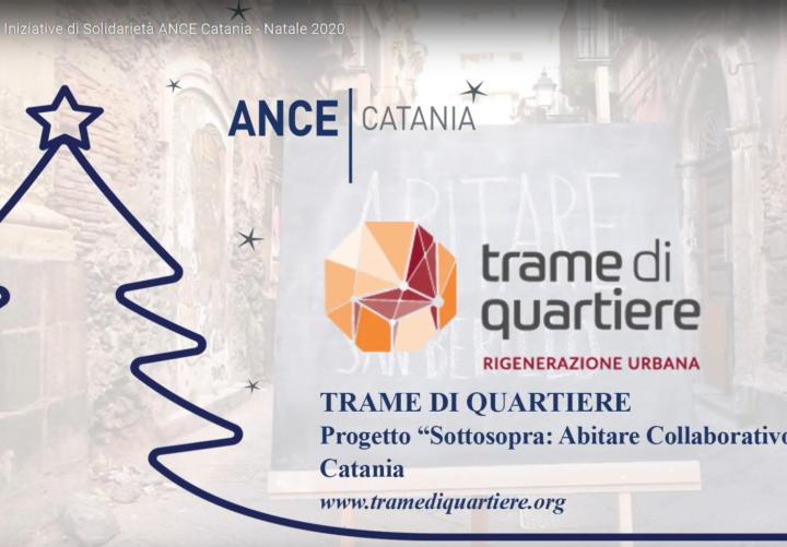 Costruire e sostenere: ANCE Catania sceglie SottoSopra tra le iniziative no-profit da supportare